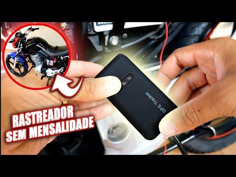 rastreador para moto pelo celular