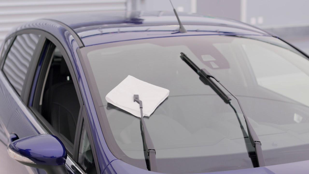 How To Change Your Wiper Blades Ford Uk