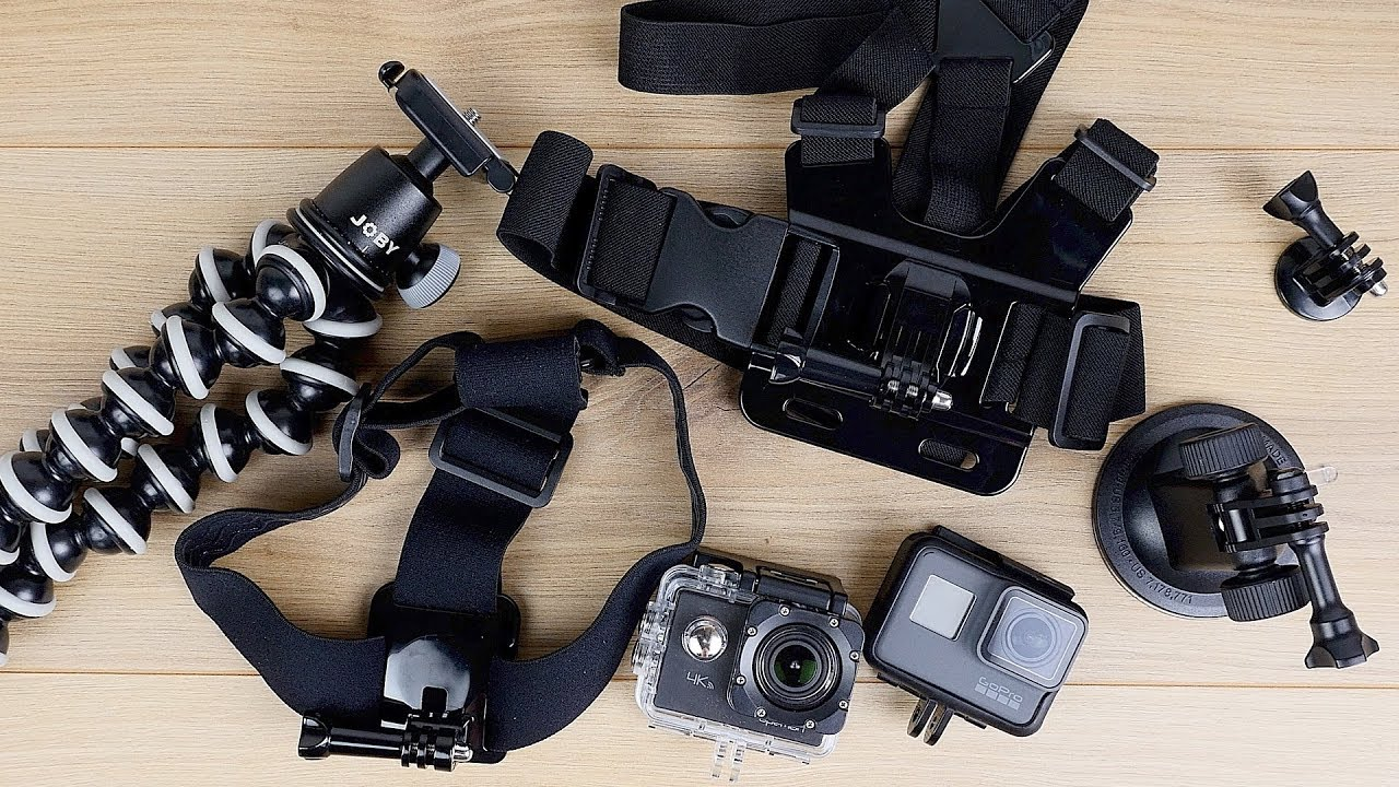 preiswert und gut actioncam zubeh r im test gopro hero 6 apeman a80 deutsch youtube. Black Bedroom Furniture Sets. Home Design Ideas