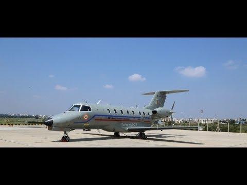 Saras PT1N maiden flight
