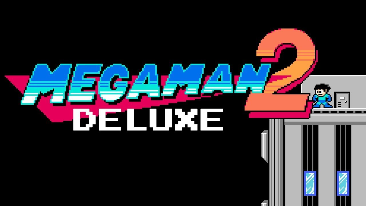 Mega Man 2 Deluxe Proof-of-concept