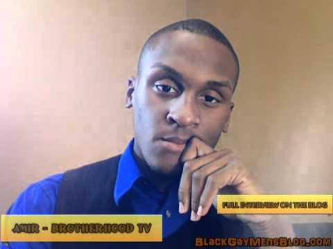 Brotherhood TV's Amir: Black Gay Men - Sex, Masculinity ...