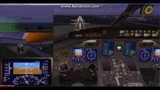 Fsx Bombardier Crj700 Canakkale-istanbul