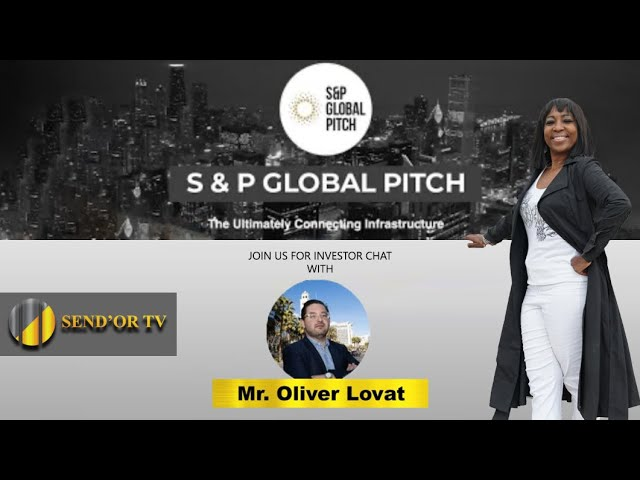 S&P Global Pitch Investor Chat | Oliver Lovat | Hospitality & Land-based Casino investment Strategy