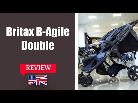 Britax B-Agile Double - Stroller FULL Review