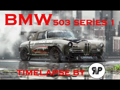 Bmw 503 Coupe Youtube