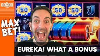 💥EUREKA BLASTING my way to a WIN! 💥🤯✦ with Lightning Zap ✦ BCSlots