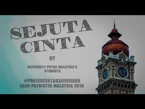 Sejuta Cinta - Official MV [Projek Cintakan Negara - JOHAN PROVIM 2016] Lagu Patriotik Malaysia