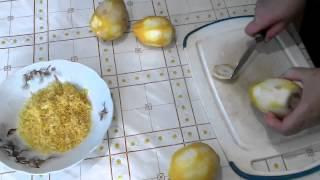 Как сделать тертый пирог с лимоном(Полный процесс поэтапного приготовления своими руками тертого пирога с лимоном на песочном тесте. Смотрит..., 2015-12-26T17:41:44.000Z)
