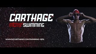 Carthage College Mens Swimming Feature Video