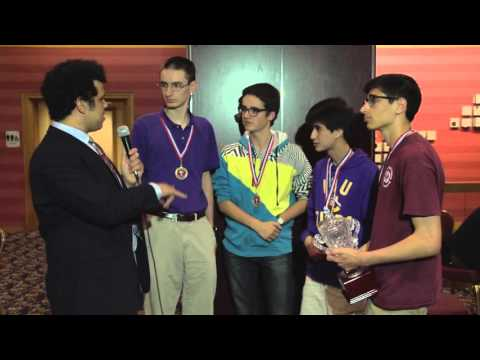 Interview with 2016 Varsity National History Bowl National Champions, LASA (Austin, TX)