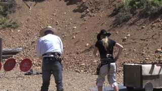Single Action Shooters - SASS- Shootout in Boomtown (2013)