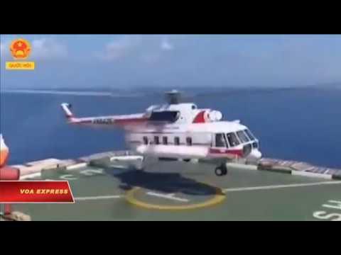Xôn xao chuyện Việt Nam rút giàn khoan vì Trung Quốc