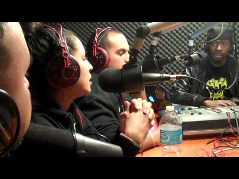 Reverie Behind The Scenes of Radio Interview 90.7 WAZU 2 of 2 Peoria, Illinois