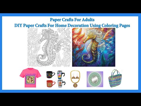 DIY Home Decor Ideas With Paper How To Make Paper Crafts At Home