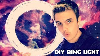 DIY Ring Light: Make your own ring light at home for under £25