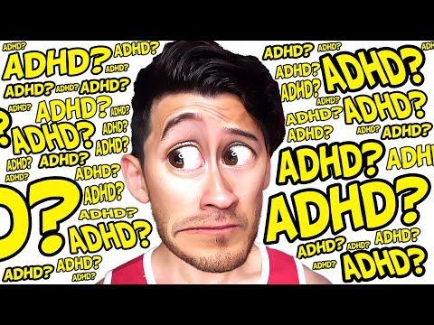 I Take an ADHD Test