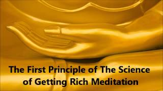PowerNap: 1st Principle of The Science of Getting Rich (Deep Meditation) by Wallace Wattles