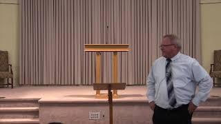 Pat Moon - Leadership in a Christian Context