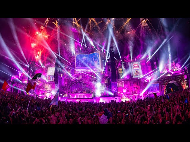 Dimitri Vegas & Like Mike vs Steve Aoki - 15Y Tomorrowland Closing Show (3 Are Legend: Classics Set)