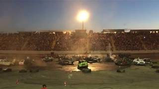 2017 Stateline Idaho Demo Derby