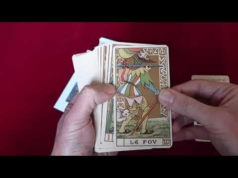 Tarot Symbolique de Wirth vidéo