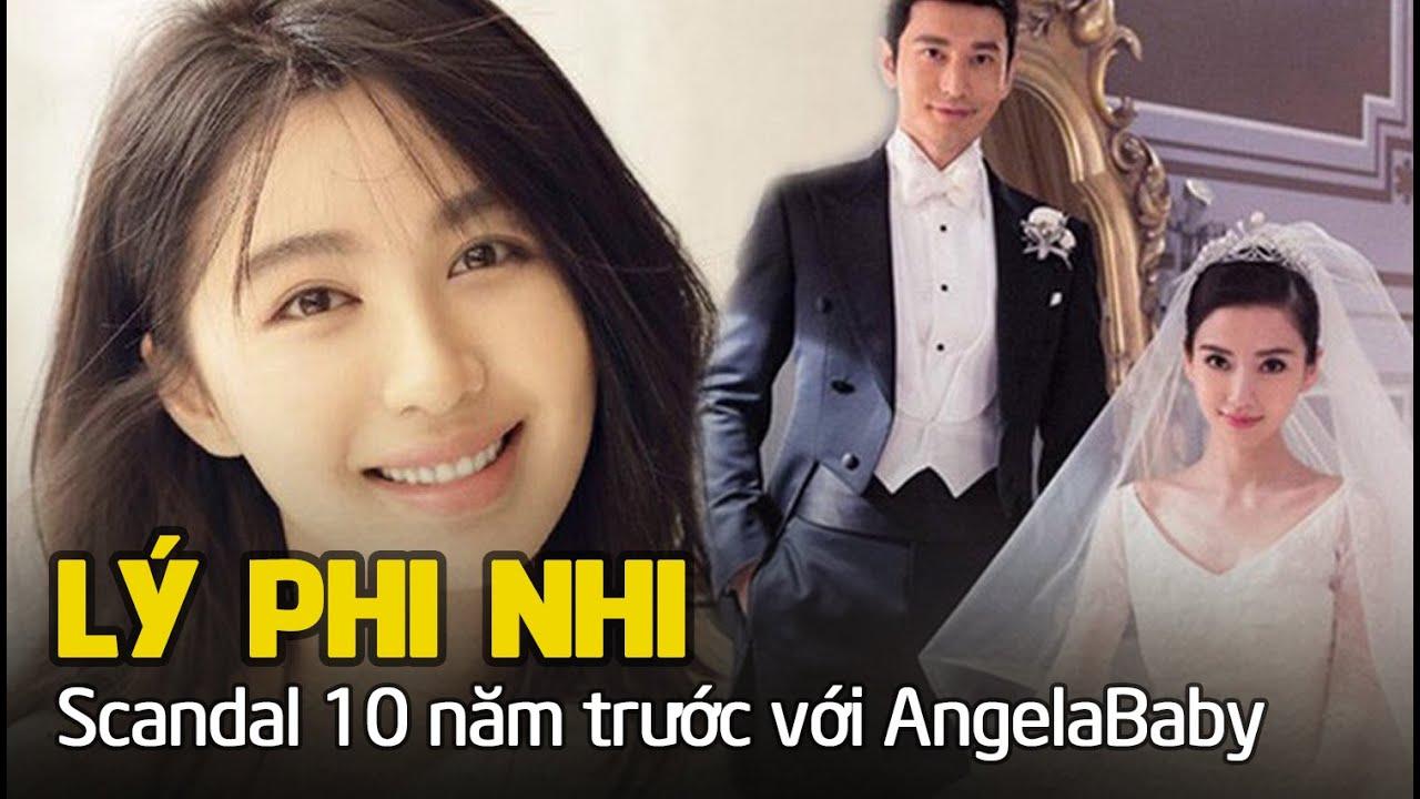 Lý Phi Nhi là ai? Bê bối 10 năm trước với Angela Baby và Huỳnh Hiểu Minh là gì?