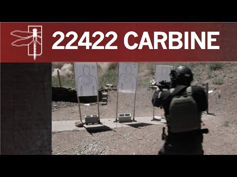 22422 CARBINE SPEED DRILL