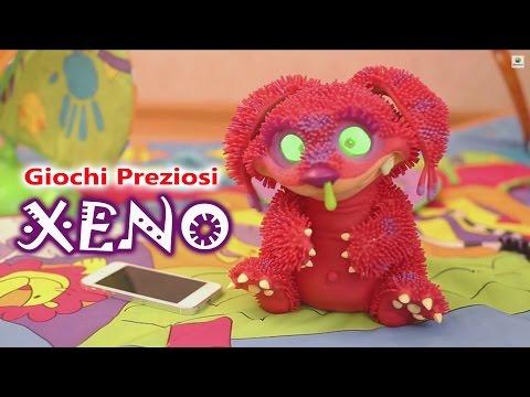 Giochi Preziosi Xeno: обзор интерактивной игрушки