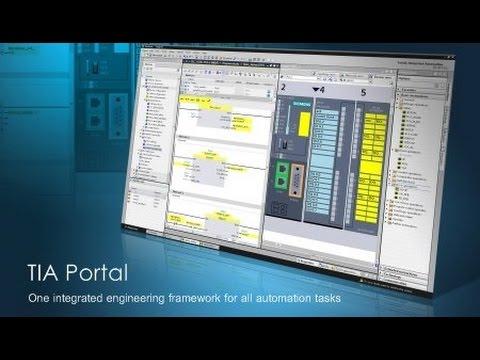 Demo projects for hmi control panels with wincc v15 (tia portal.