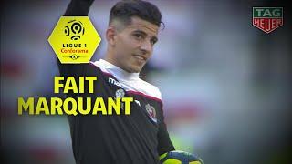 Un aiglon survole le match: Youcef Atal s'offre un triplé! Ligue 1 Conforama / 2018-19