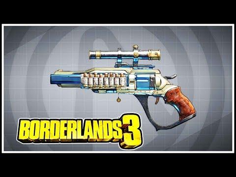 Amazing Grace Borderlands 3 Legendary Showcase