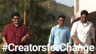 YouTube Creators for Change: AIB