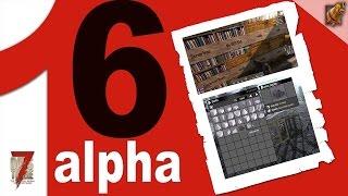 7 Days to Die 16 alpha ► Свежие новости о 16 альфе: текстуры, покраска, ящики и лестница!