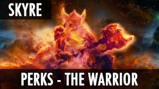 Skyrim Mod: Skyrim Redone Perks - The Warrior