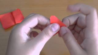 3D origami for beginners.