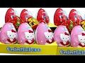 Bóc trứng Người Nhện Khổng Lồ, Bóc Trứng Hello Kitty Khổng Lồ, BócTrứng khủng long