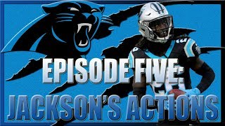 CAROLINA PANTHERS ALL OR NOTHING EPISODE 5: DONTE JACKSON PROFILE | Shellitronnn
