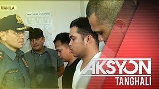 Tatlong pulis Maynila, sibak sa puwesto