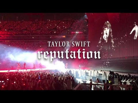 Taylor Swift - ...Ready For It? (Live At Nissan Stadium)