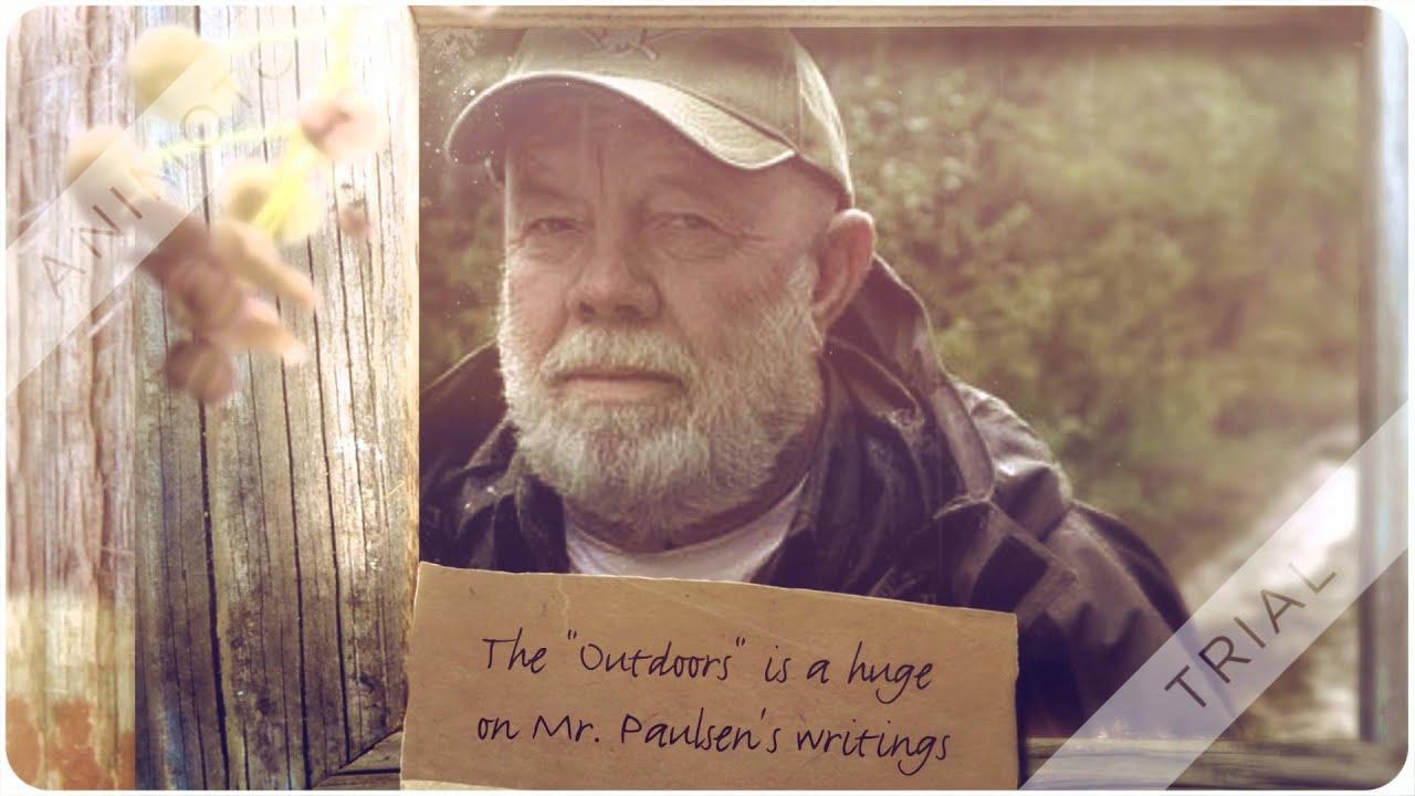 Gary Paulsen-biography