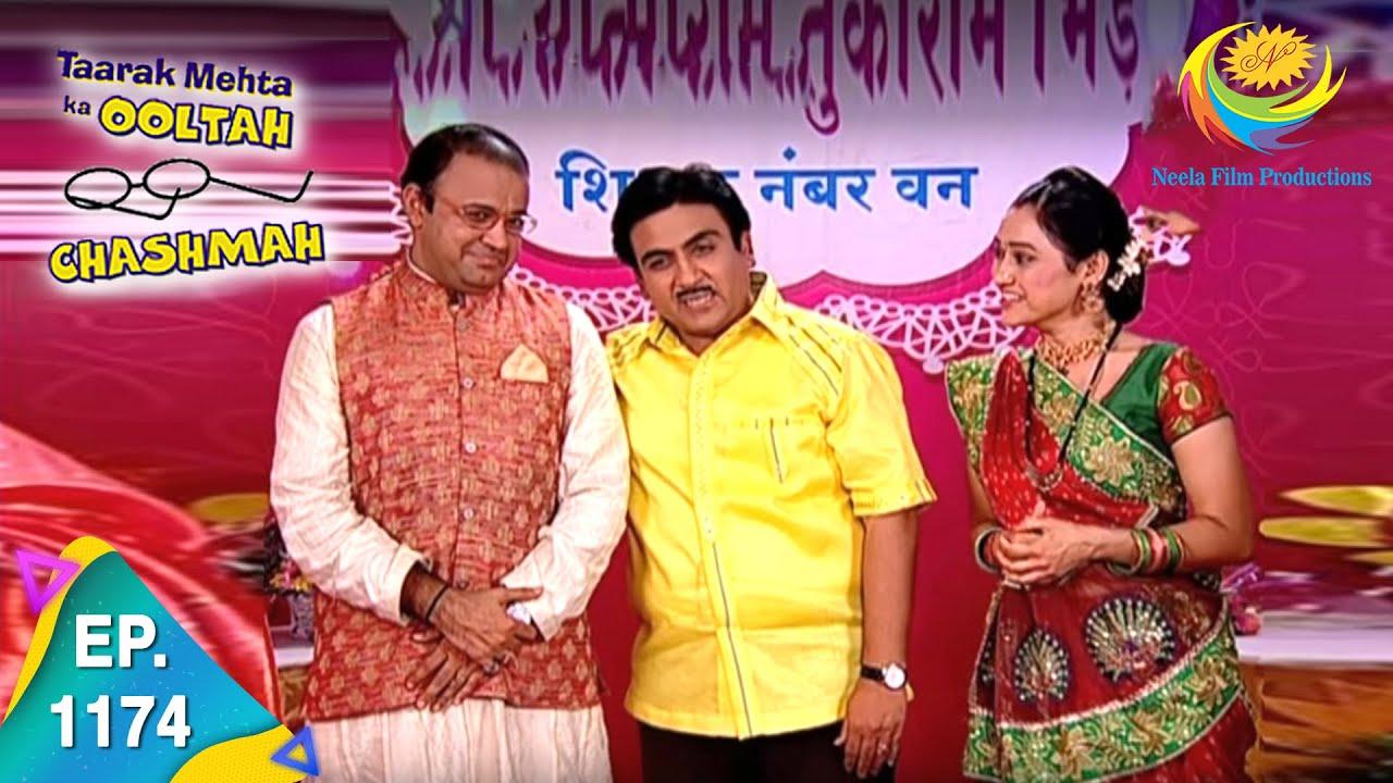 Download Taarak Mehta Ka Ooltah Chashmah - Episode 1174 - Full Episode