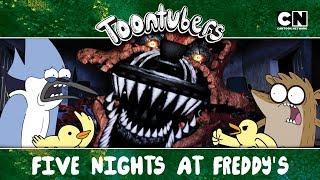 Baixar FNAF: O RETORNO | Toontubers | Cartoon Network