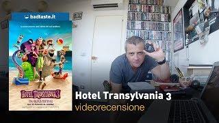 Hotel Transylvania 3 - Una Vacanza Mostruosa, Di Genndy Tartakovsky   RECENSIONE