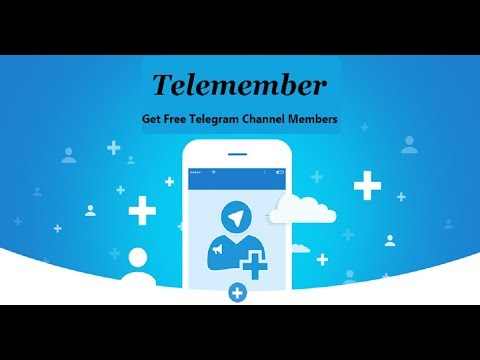Official Telemember: Get Telegram Channel Members and Post Views