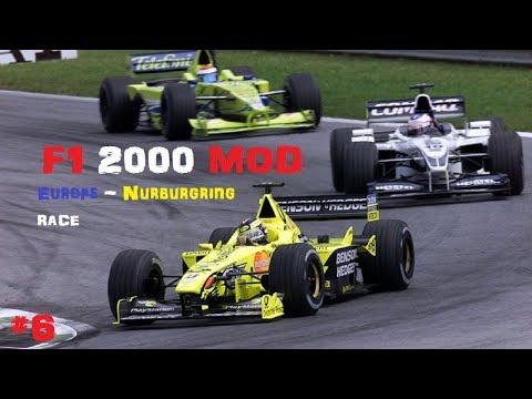 F1 2000 // R06: EUROPE-NÜRBURGRING - A FUTAM // #6
