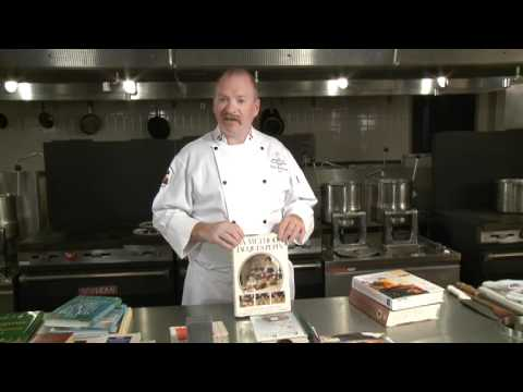 """Community College of Philadelphia: The Chefs, """"Cook with Books"""""""