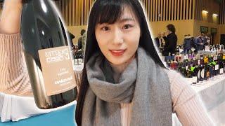 跟我逛法國最大紅酒展,2000多種葡萄酒隨便喝 | StephanieStory