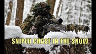 SNOW SNIPER CHASE