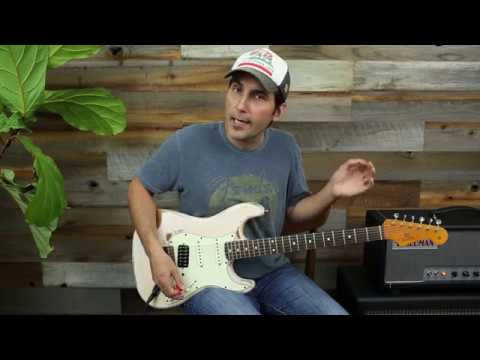 Sound More Like A Pro In 20 Minutes Or Less - 5 Tricks To Sounding Legit - Guitar Lesson